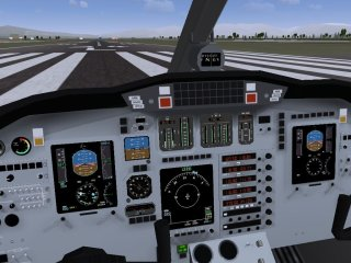 flightgear screenshot2