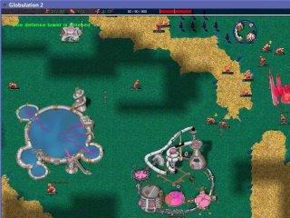 Games on Linux - Globulation