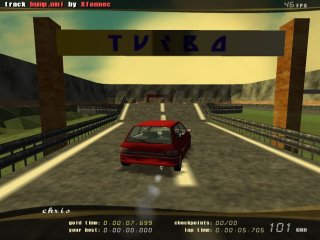 ManiaDrive screenshot2