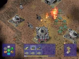Games on Linux - Warzone 2100