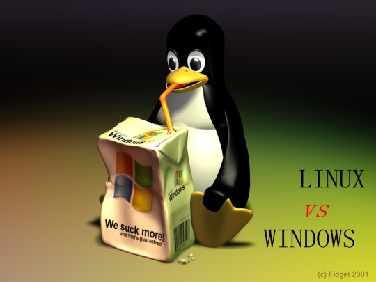 Linux vs Windows2