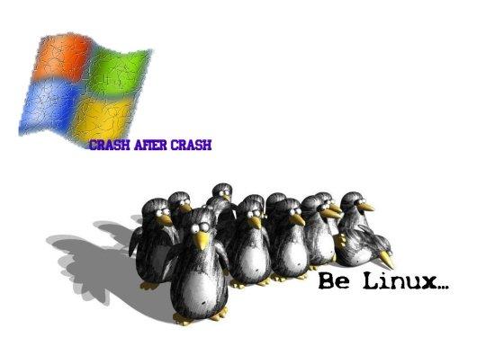 Linux vs Windows3