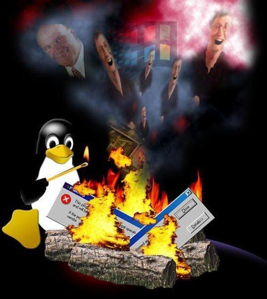 Linux vs Windows7