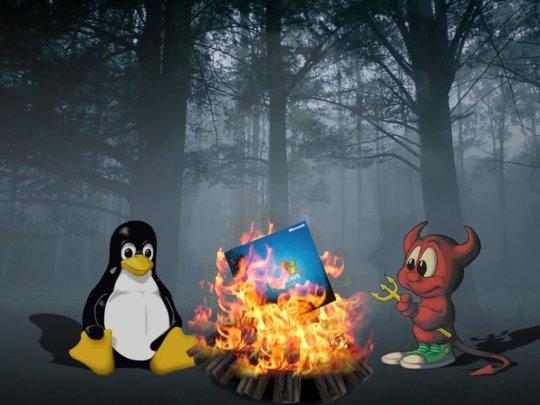 Linux vs Windows8
