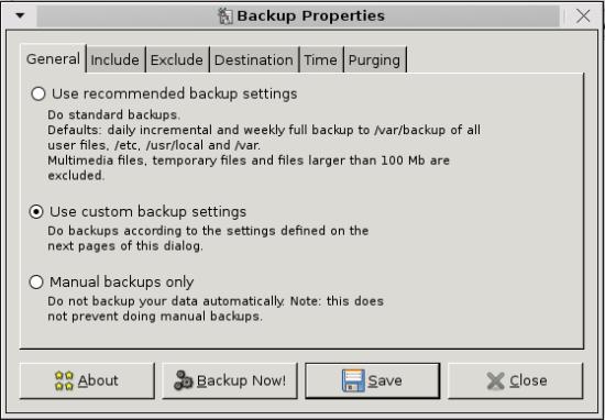 sBackup screenshot1