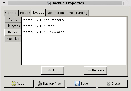 sBackup screenshot5