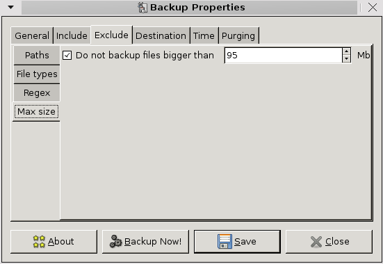 sBackup screenshot6