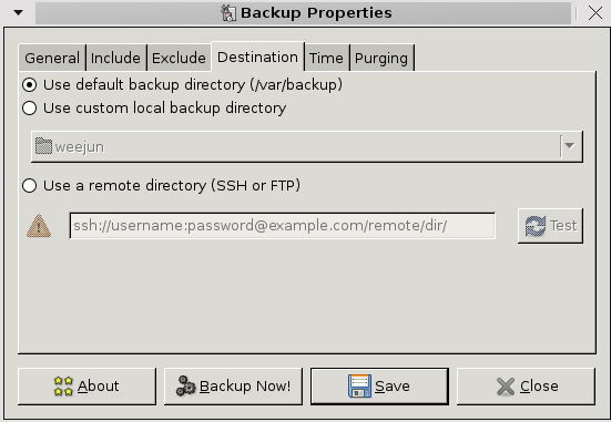 sBackup screenshot7