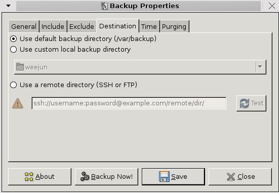 sBackup screenshot7