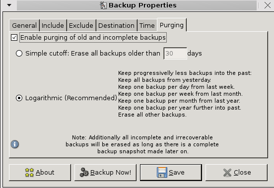sBackup screenshot9</ol> </ul> <p>