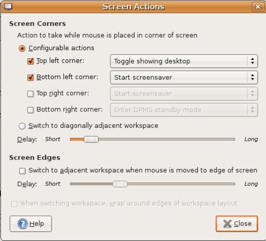 Brightside screenshot1