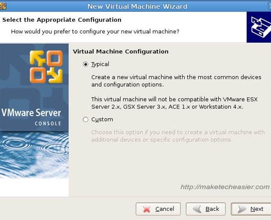 kubuntu vmware 1