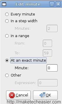 gnome-schedule-advanced