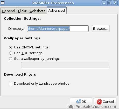 webilder-advanced-tab