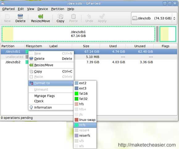 partition editor screenshot2