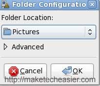 conduit select location