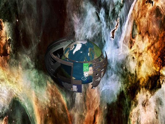 Earth-Desktop