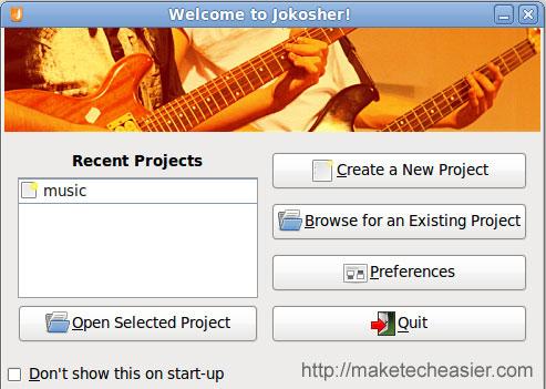 jokosher-welcome