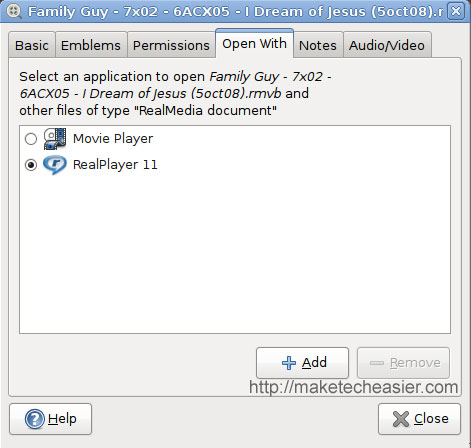 set-realplayer