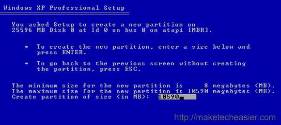 winxp-partition