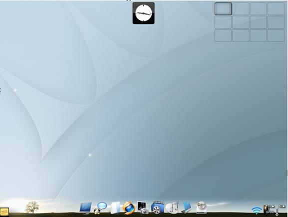 Elive desktop
