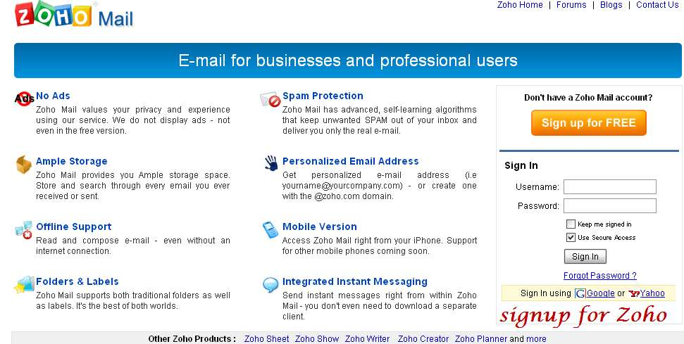 How to manage multiple email accounts with zoho mail make tech easier steps to manage multiple email accounts with zoho mail stopboris Gallery