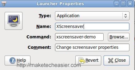 How To Edit Your Screensaver Settings In Ubuntu Intrepid