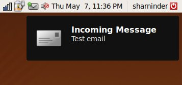 gm-notify notification