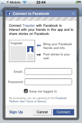 trapster-facebook