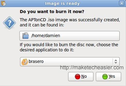 How to Backup And Install Your Linux Applications With
