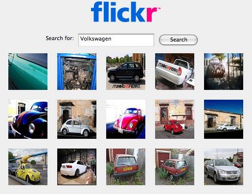 scribefire-flickr-search