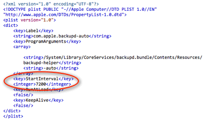 You'll need to find these two lines in your preference list.