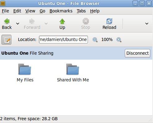ubuntuone-folders