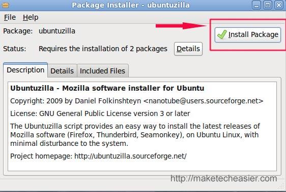 ubuntuzilla-install-deb