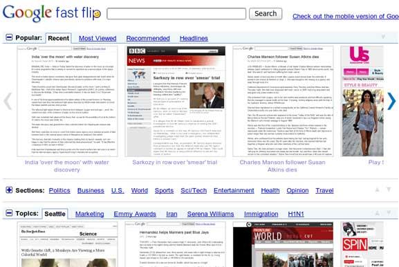 googlesites-fastflip
