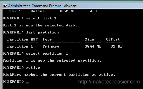 list-partition-in-vista