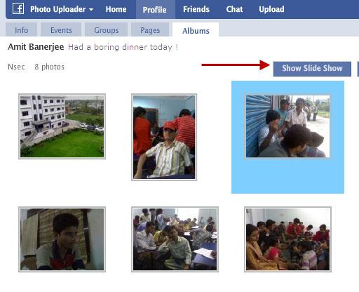 view-facebook-photo-slideshow