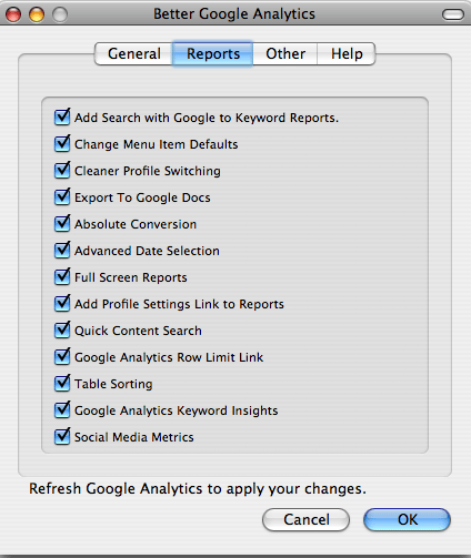 better google analytics reports