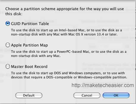 How to Create a Mac Snow Leopard USB Installer Disk - Make
