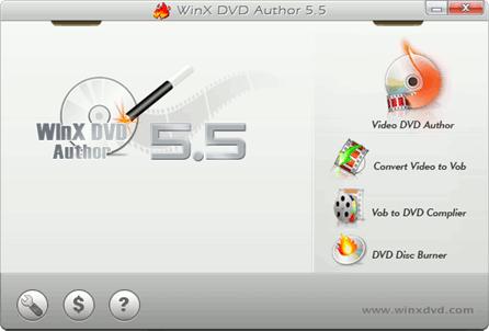 free-winx-dvd-author-start-window