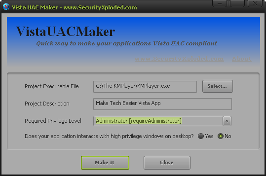 Vista-UAC-Maker-window