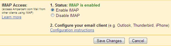 gmail-imap-settings