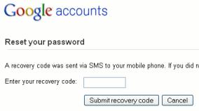 google-password-reset