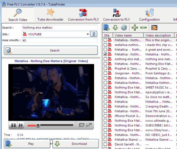 download-videos-from-web-free-flv-convertor