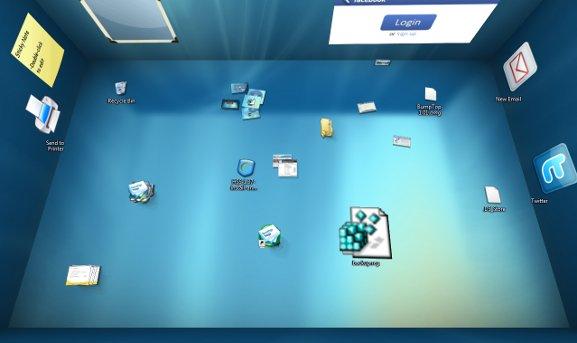 bumptop-desktop