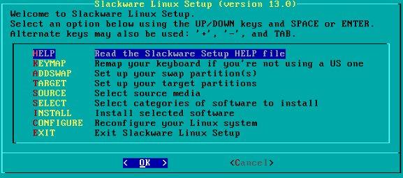 slackware13-setup