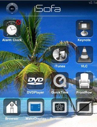 isofa-iphone-interface