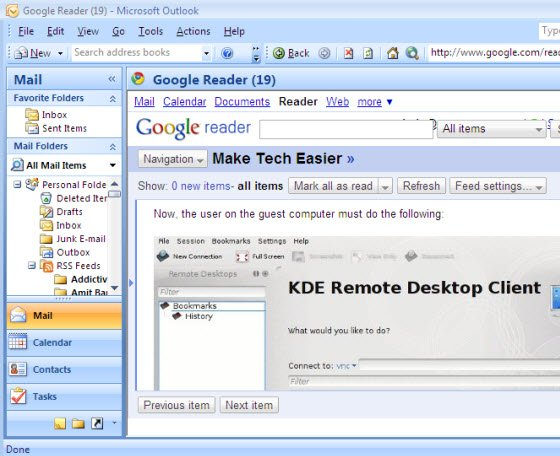 ms-outlook-login-to-google-reader