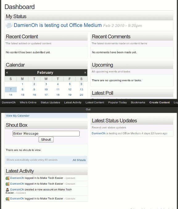 officemedium-dashboard