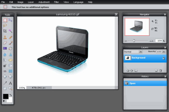 online-photo-editor-pixlr-interface